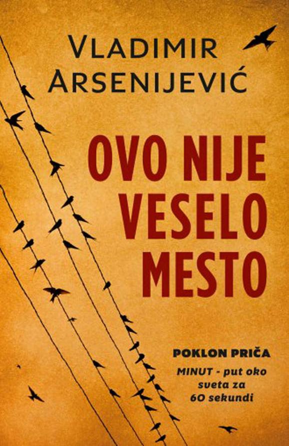 Nova knjiga Vladimira Arsenijevića