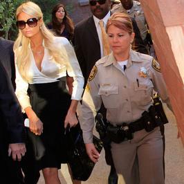 Paris Hilton przyznała się do posiadania kokainy