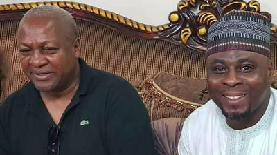 NDC Tamale Central Constituency chairman slams Mahama's critics