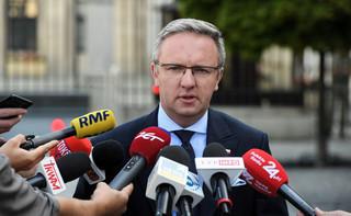 Szczerski: Składanie wniosków o wizy do USA pomoże legalnemu wejściu Polski do sytemu bezwizowego