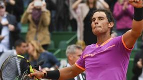 Rafael Nadal obronił honor faworytów w Monte Carlo