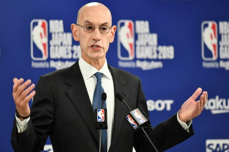 NBA Commissioer Adam Silver triggers outrage among Chinese authorities when defends free speech in his organisation