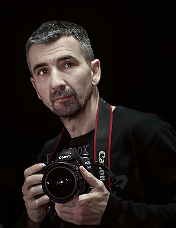 Fotograf Dejan Nikolić