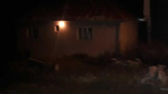 Kuća u selu Pasjača u kojoj je pronađena Monika K.