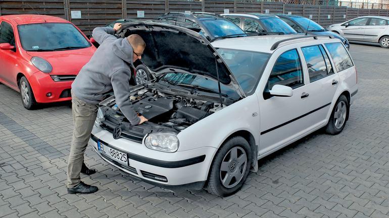 Ocena stanu auta, czyli jak nie dać się nabrać