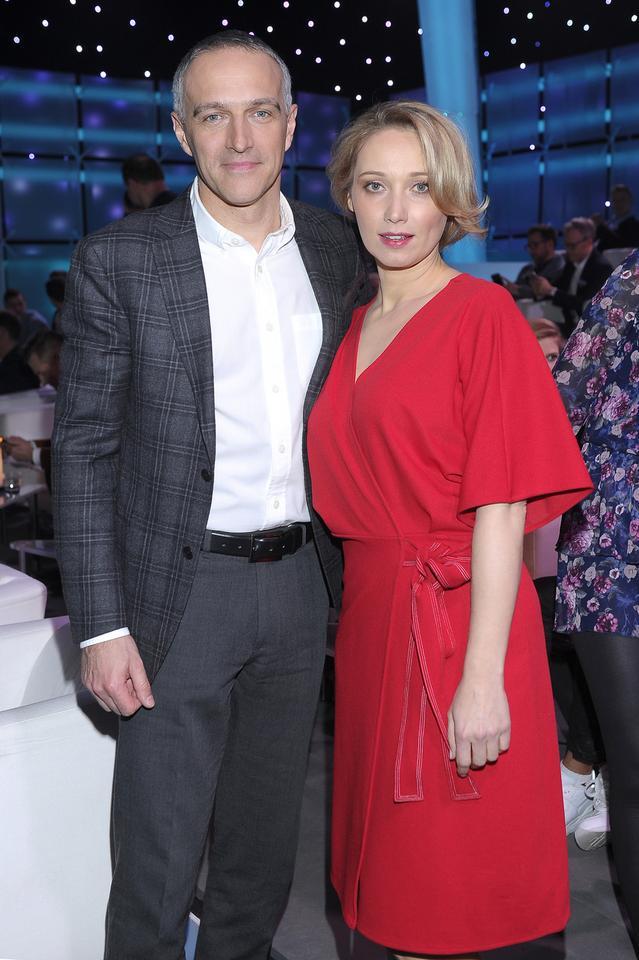 Paweł Orleański i Joanna Orleańska