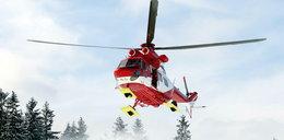 Tragiczny wypadek w Tatrach. Turysta spadł z kilkuset metrów
