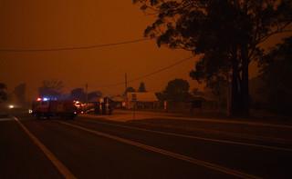 Australia: Pożary wyzwoliły tak wysokie temperatury, że powstał swoisty mikroklimat