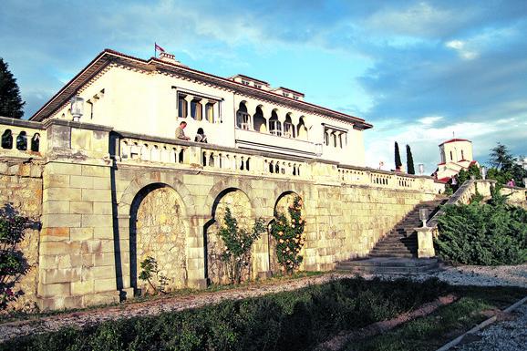 Beli dvor je samo jedan od delova zaostavštine Karađorđevića