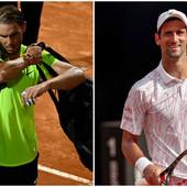 RETKI MOMENTI: KAD NADAL NE OSVOJI NI SET NA ŠLJACI Švarcman se pridružio Federeru, ali znate li koliko je puta Novak Đoković IZVEO TAJ PODVIG?