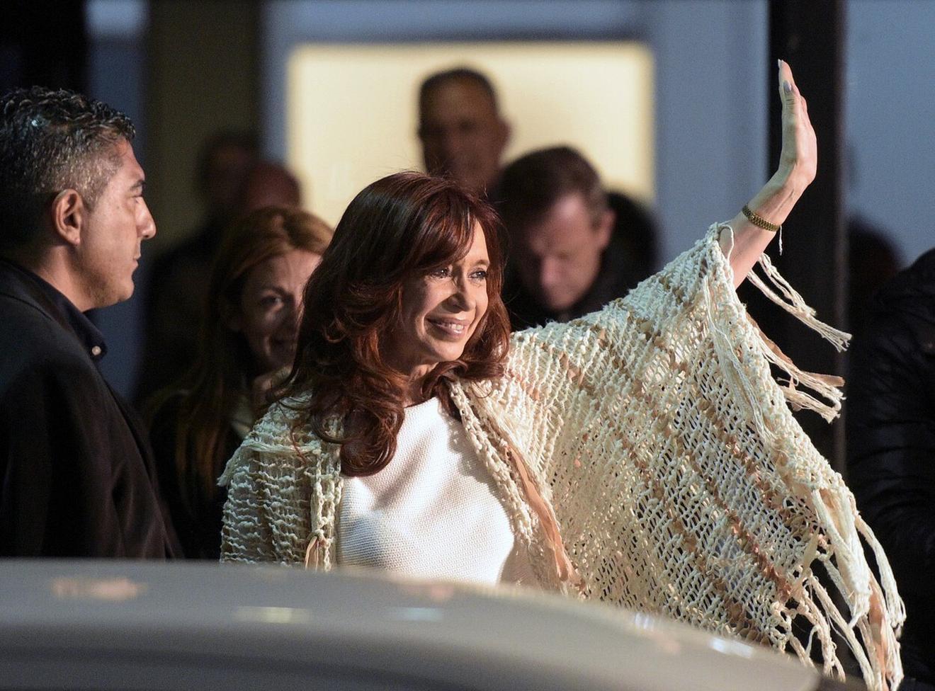 Kristina Kišner, argentinska političarka i bivša predsednica ove zemlje
