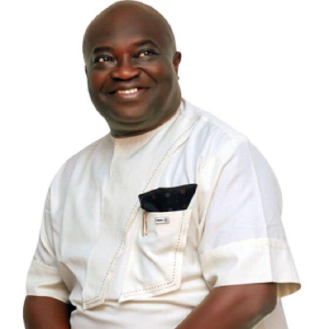 Governor Okezie Ikpeazu has won a second term
