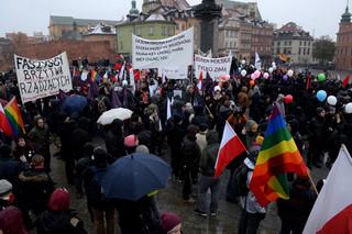 Stolica: Rozpoczął się marsz antyfaszystowski