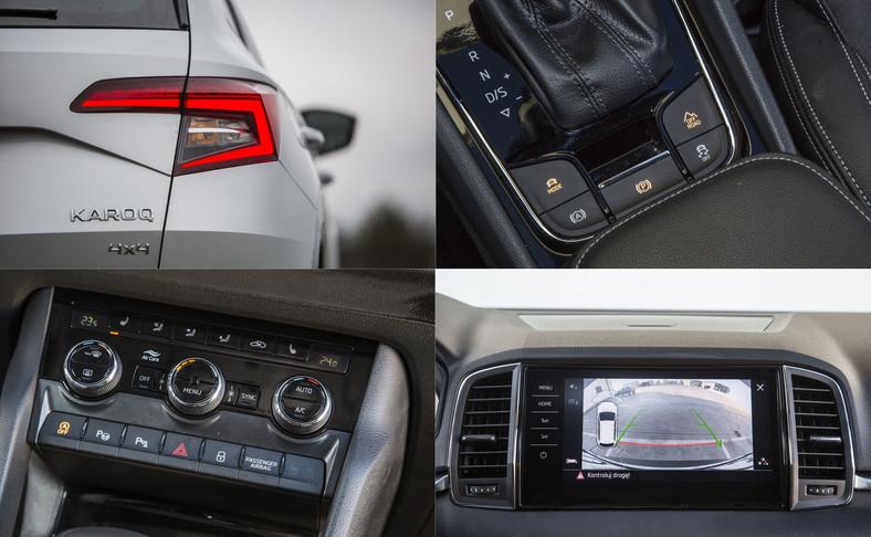 Od wersji Ambition samochód może mieć funkcję wyboru profilu jazdy z ustawieniami Normal, Sport, Eco, Individual i Snow (4x4). Tryb Offroad w odmianie z napędem na cztery koła pomoże na bezdrożach
