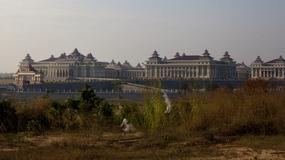 Birma - Naypyidaw - nowa stolica