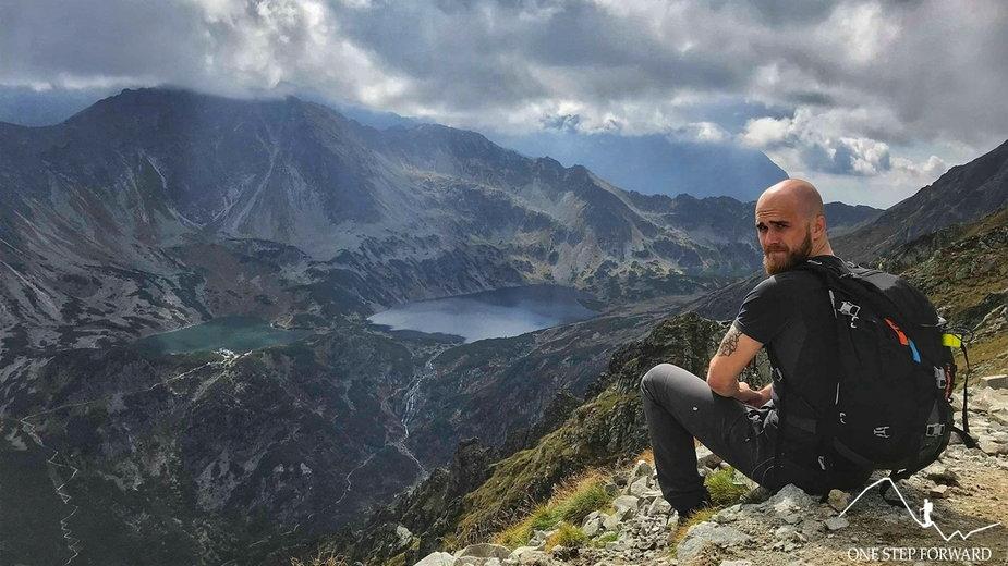 Krzyżne - najlepsza panorama w Tatrach?