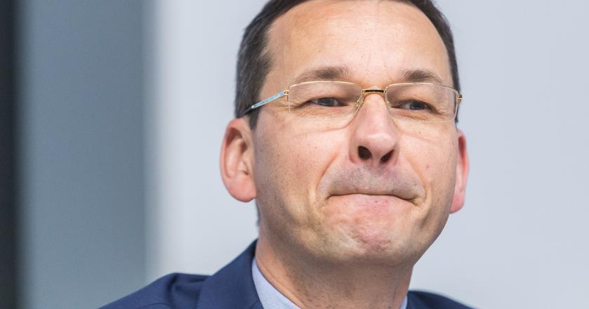 Mateusz Morawiecki ma powody do zadowolenia: po maju deficyt budżetowy był najniższy w historii