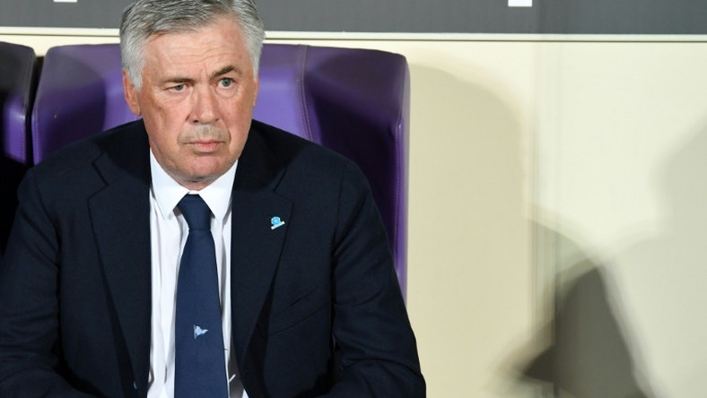 Carlo Ancelotti was appointed Napoli boss in May 2018