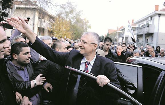 Formalnopravno još u tribunalu:Vojislav Šešelj