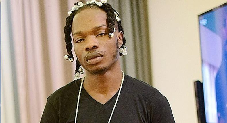 There are reports that Naira Marley has been arrested by the EFCC [Instagram/NairaMarley]