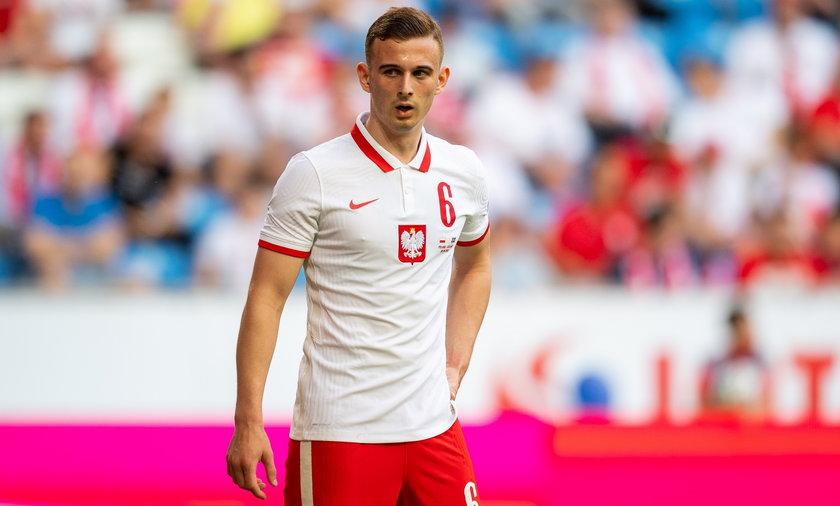 Kacper Kozłowski. Wyróżniał się od pierwszego treningu w życiu.