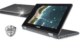 Asus wprowadza na rynek nowego Chromebooka