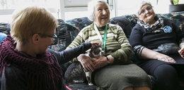 Zwierzaki z Promyka odwiedziły seniorów!