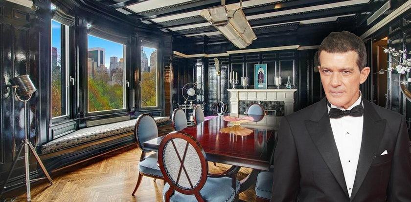 Antonio Banderas sprzedał apartament w Nowym Jorku