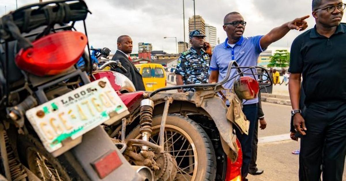 Group calls for more actions against ban of tricycles operations in Lagos - Pulse Nigeria