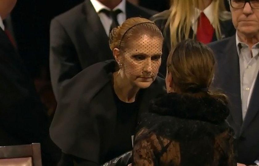 Kondolencje dla Celine Dion