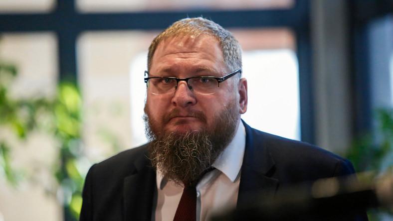 Piotr Cywiński , dyrektor Muzeum Auschwitz Birkenau