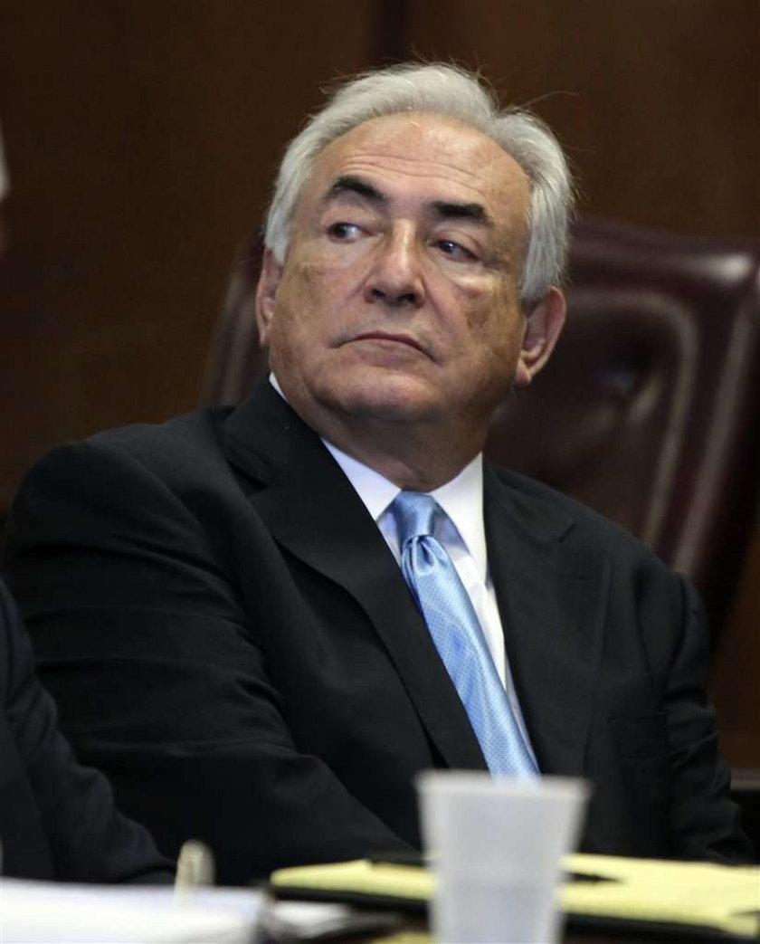 Pokojówka Strauss-Kahna pokazała twarz