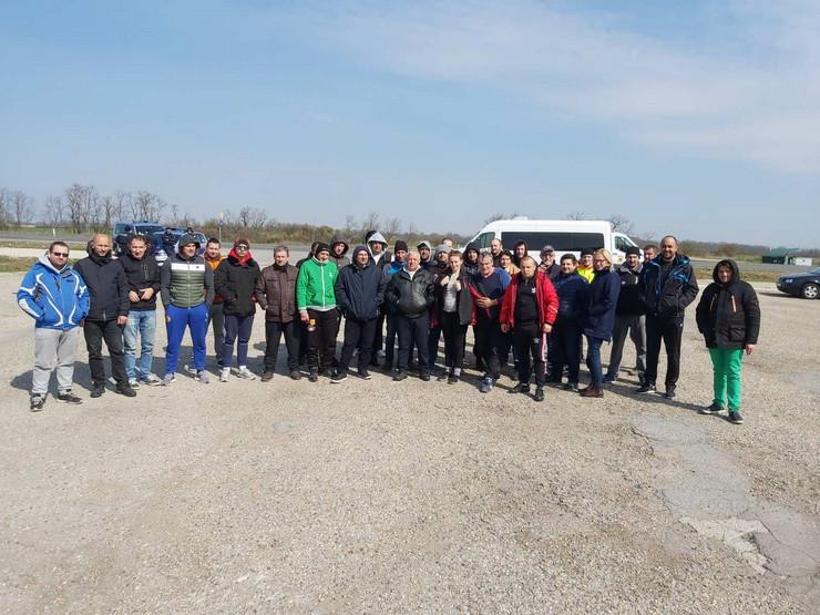 Na austrijsko - mađarskoj granici zaglavljeno 38 građana Srbije