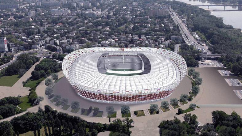 W konkursie na projektanta Stadionu Narodowego zwyciężyło konsorcjum GMP-JSK. Oto ich propozycja.