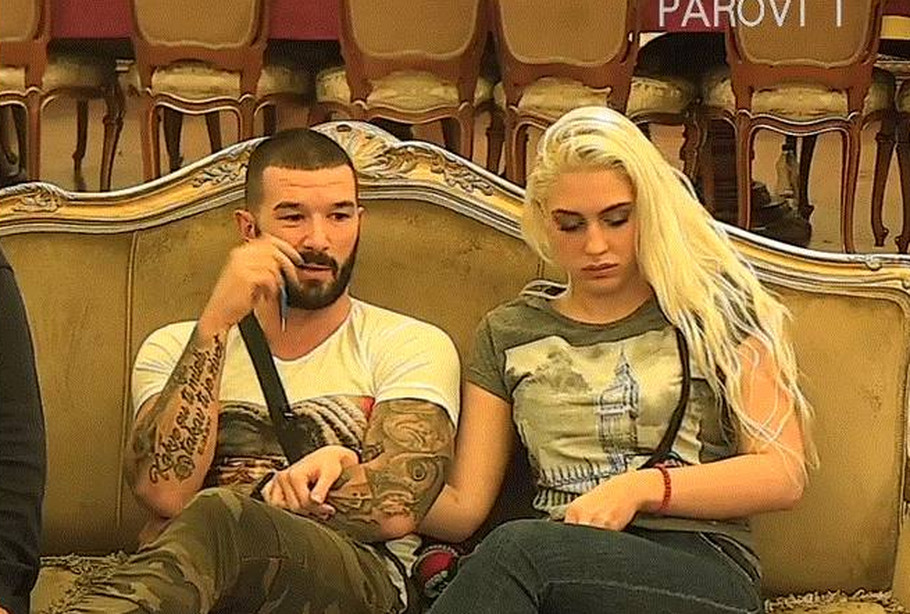 Nikola Lakić i Aleksandra Tasić Coka