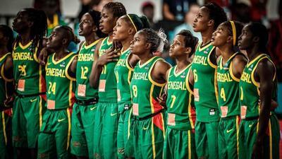 AfroBasket Dames : Les adversaires du Sénégal en phase de poules