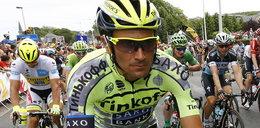 Dramat znanego kolarza, upadł podczas Tour de France!