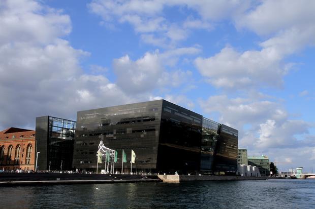 Black Diamond, Duńska Królewska Biblioteka, Kopenhaga