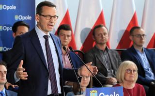 Morawiecki: Wejście do UE i środki unijne to nie była żadna łaska