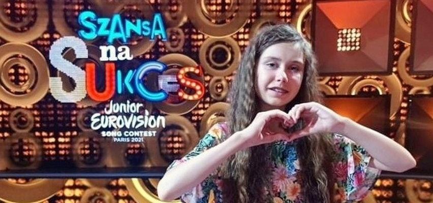 """Marysia Stachera wygrała pierwszy odcinek """"Szansy na sukces. Eurowizja Junior 2021"""". Dlaczego jurorzy właśnie ją wybrali?"""