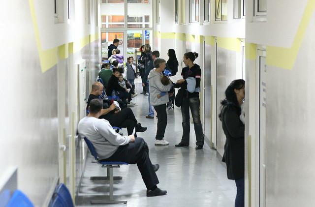 Oko 300 dece leči se u zgradi predviđenoj za 100 mališana