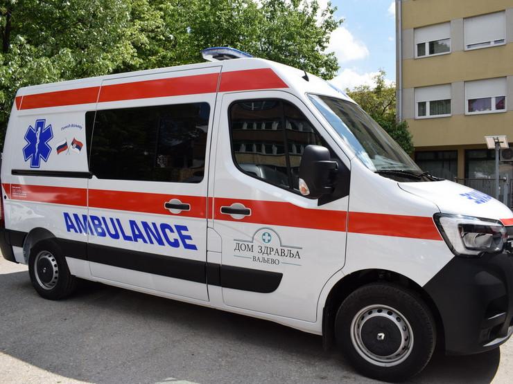 Novi reanomobil za DZ donacija iz Rusije