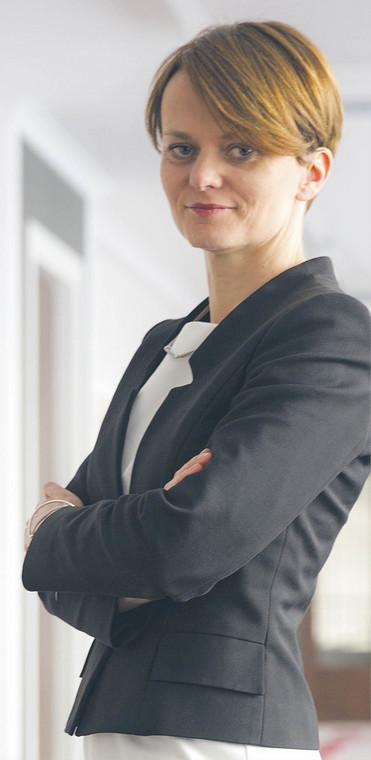 Jadwiga Emilewicz, szefowa Ministerstwa Rozwoju  fot. Wojtek Górski