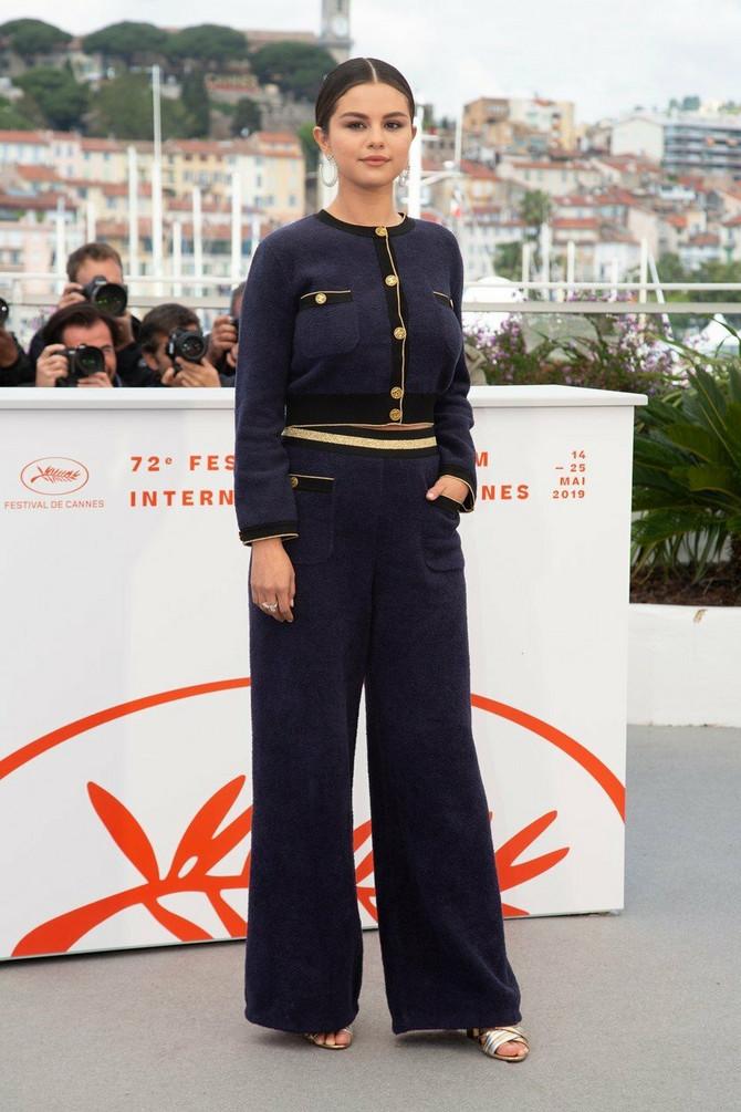 Selena Gomez i njen odličan stil