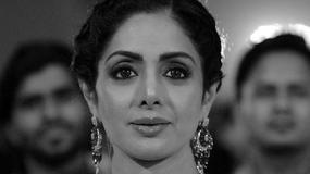 Zmarła gwiazda Bollywood, aktorka Sridevi Kapoor