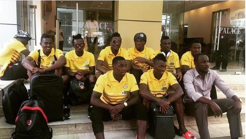 Black Stars ready for Rwanda