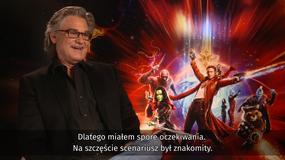"""""""Strażnicy Galaktyki vol. 2"""": Kurt Russell o swojej roli w filmie"""