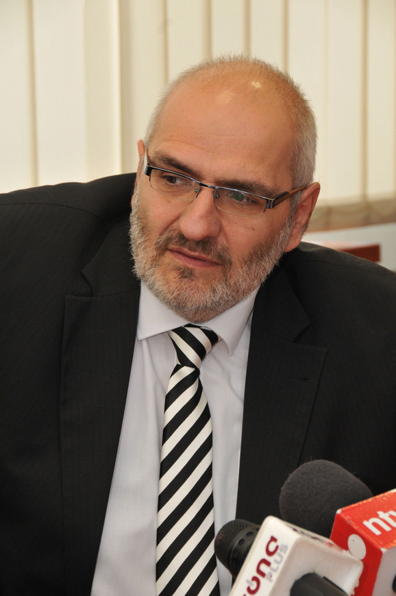 Nikad više ne bih glasao za SNS: Dr Saša Živić