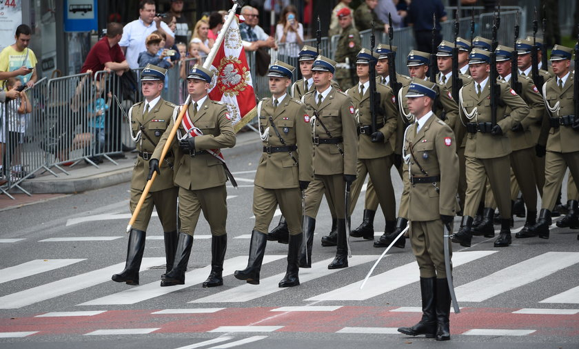 Defilada wojskowa w Warszawie. RELACJA NA ŻYWO