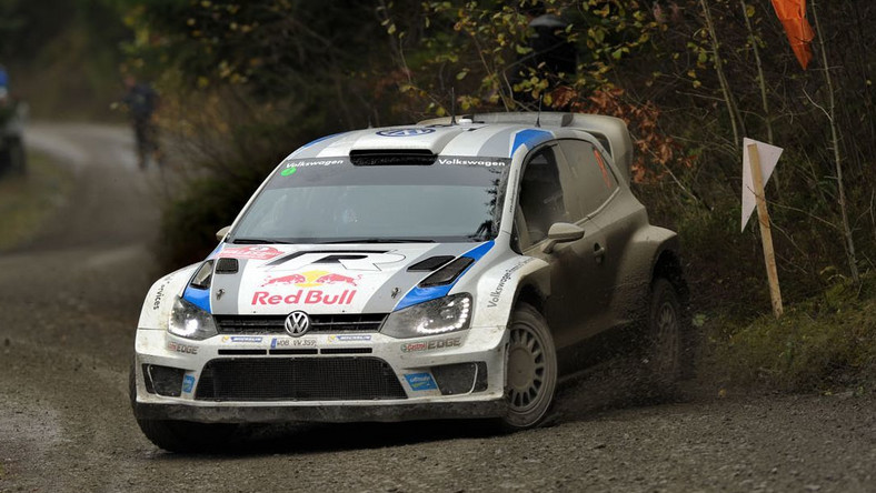 Rally GB 2013 - triumf VW i Ogiera